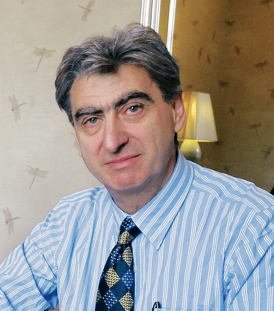 Swatch-Group-CEO Nick Hayek