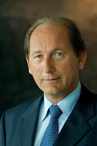 Nestlé-CEO Paul Bulcke